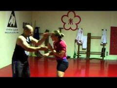 Al fin un vídeo bueno de una chica haciendo Wing Chun