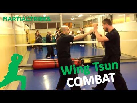 Vídeo de Martial Arts Tribes. Un poco de libre ligero