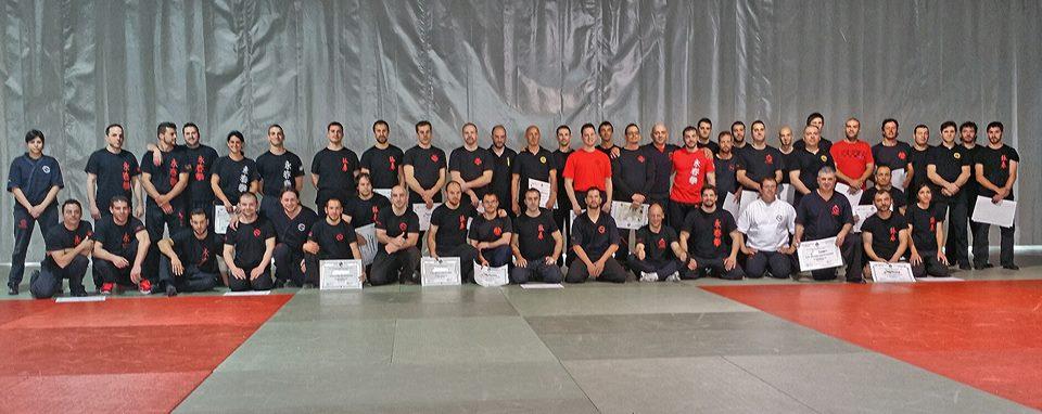 Reseña del curso del sábado 12 de Abril: El día del Wing Chun