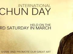 Día del Wing Chun en España. 20 y 21 de Marzo. Enorme seminario.