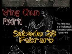 Seminario Wing Chun con Sifu Cemil Uylukcu
