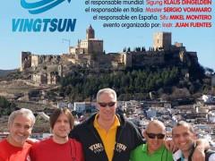 1 de Junio II Stage de Autodefensa EVTF: Alcalá la Real