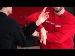 Buena nota de Sifu Alfredo sobre el bong sao. Wing Chun.
