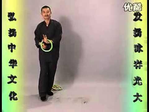 Curiso: entrenamiento de Wing Chun con anillos