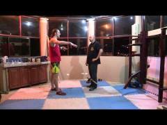 Vídeo 4 horas de entrenamiento privado con sifu Ferandez WingTchunDo