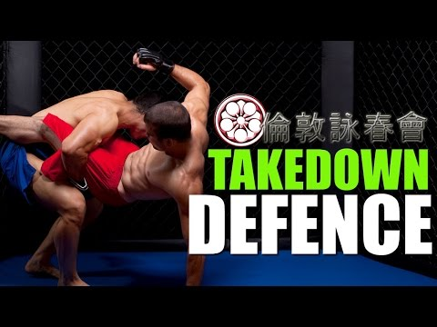 Sifu Mark Phillips. Suelo: evitar takedowns o derribos en Wing Chun
