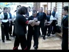 Seminario de sifu Maday. ¿Demasiado golpeo o no?