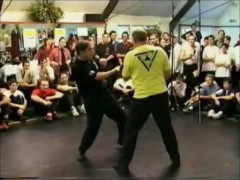 Demostraciones de Bill Newman en Wing Tsun Highlights
