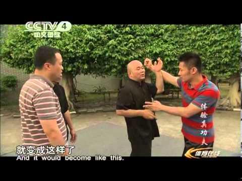 "Reportaje Experiencing ""Real"" Kung Fu"