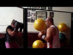 Manejar la presión y la fuerza con el cuerpo en Wing Chun
