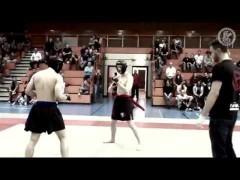 Más gente de Wing Chun compitiendo: Delta Cup