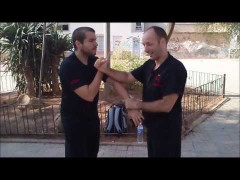 Vídeo de David García de TAOWS: golpeo a dos zonas