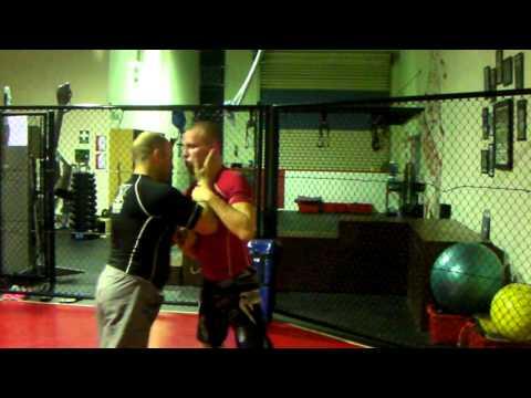 Alan Orr: entrenando como se debe entrenar no contacto y chi sao
