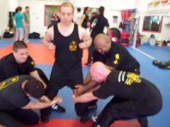 Al fin buen Wing Chun dinámico desde Estados Unidos