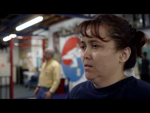 Wing Chun para ciegos: el caso de Mónica