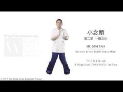 Siu Nim Tao con nombres y nombres chinos