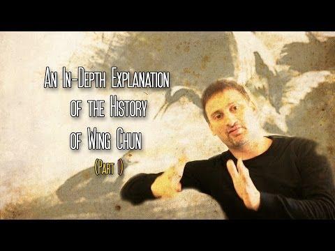 Orígenes del Wing Chun según investigaciones de sifu Sergio
