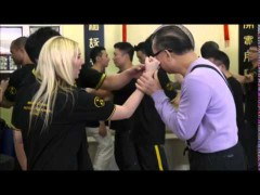 Dos documentales de Wing Chun: Wan Kam Leung y William Cheung