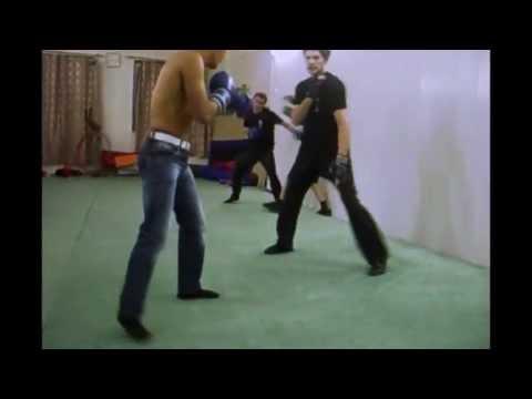 Así debería entrenarse la distancia larga en Wing Chun. Los preliminares importan.