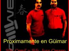 Mucho Wing Tsun del bueno en Canarias (Tenerife) en Octubre