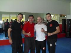 Sábado entrenando Wing Tsun con compañeros y amigos.Sifu Jose C.Casimiro
