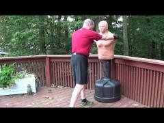 Estructura de Wing Chun comparada con la de boxeo moderno y clásico