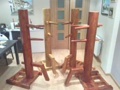 Woodendummy Fuenlabrada