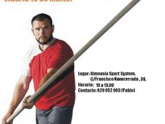 Dos cursos de Stefan Crnko en Madrid: Wing Tsun y Policial. 16 y 17 de Marzo
