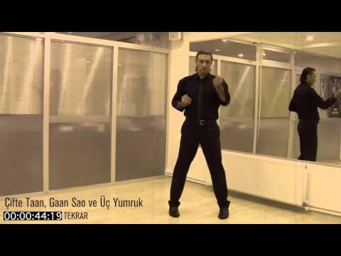 Demo de Sifu Emin: Budo Gala