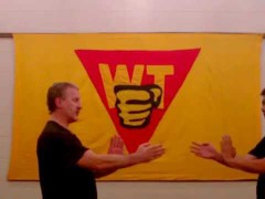 Backyard Wing Tsun: videos de lat sau. Buen Wing Tsun clásico