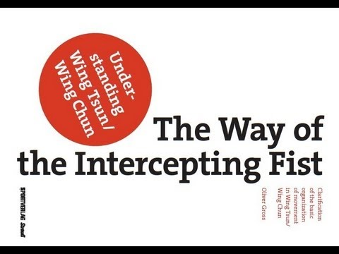 "Libro ""The way of the Intercepting Fist"" por Oliver Gross"