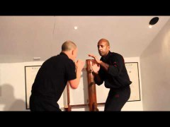Sifu Mark Phillips: sparring ligero y cómo conseguir el puente