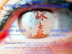 Curso Philipp Bayer Tenerife en Octubre
