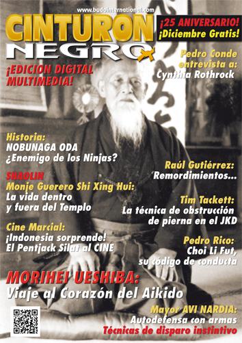Revista Cinturón Negro en digital y GRATIS