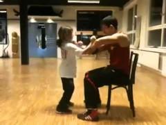 Uno de los mejores vídeos de niños haciendo Wing Tsun