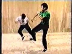 Técnicas de pierna: Wing Chun