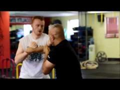 Primer episodio de Wing Chun Blast. Dominick Izzo