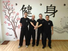 Grupo de TAOWS Academy en Carabanchel