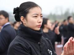 Record Guinness de gente practicando Wing Chun